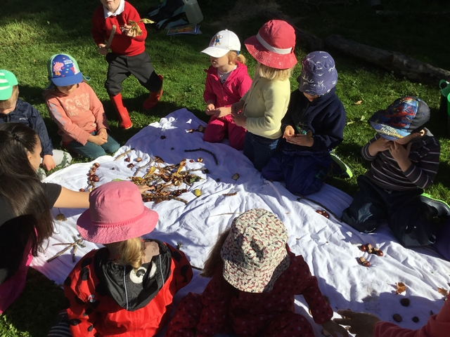 First Trip to Forest School