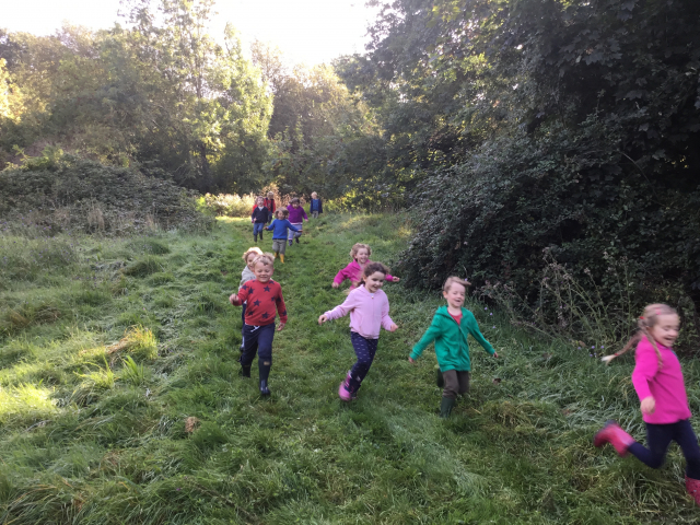 First  Forest School